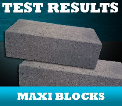 TEST RESULTS MAXI BLOCKS