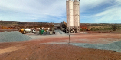 AGGREGATES FOR CONCOR KING MINE KATHU
